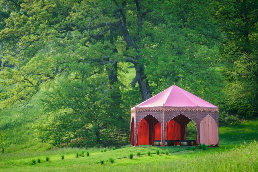 ottomon tent