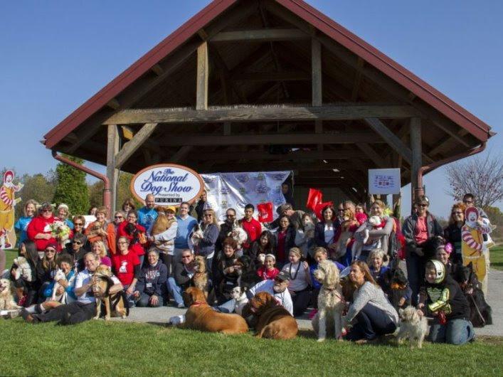 celebrate national dog show month in philadelphiaShowMonth #14