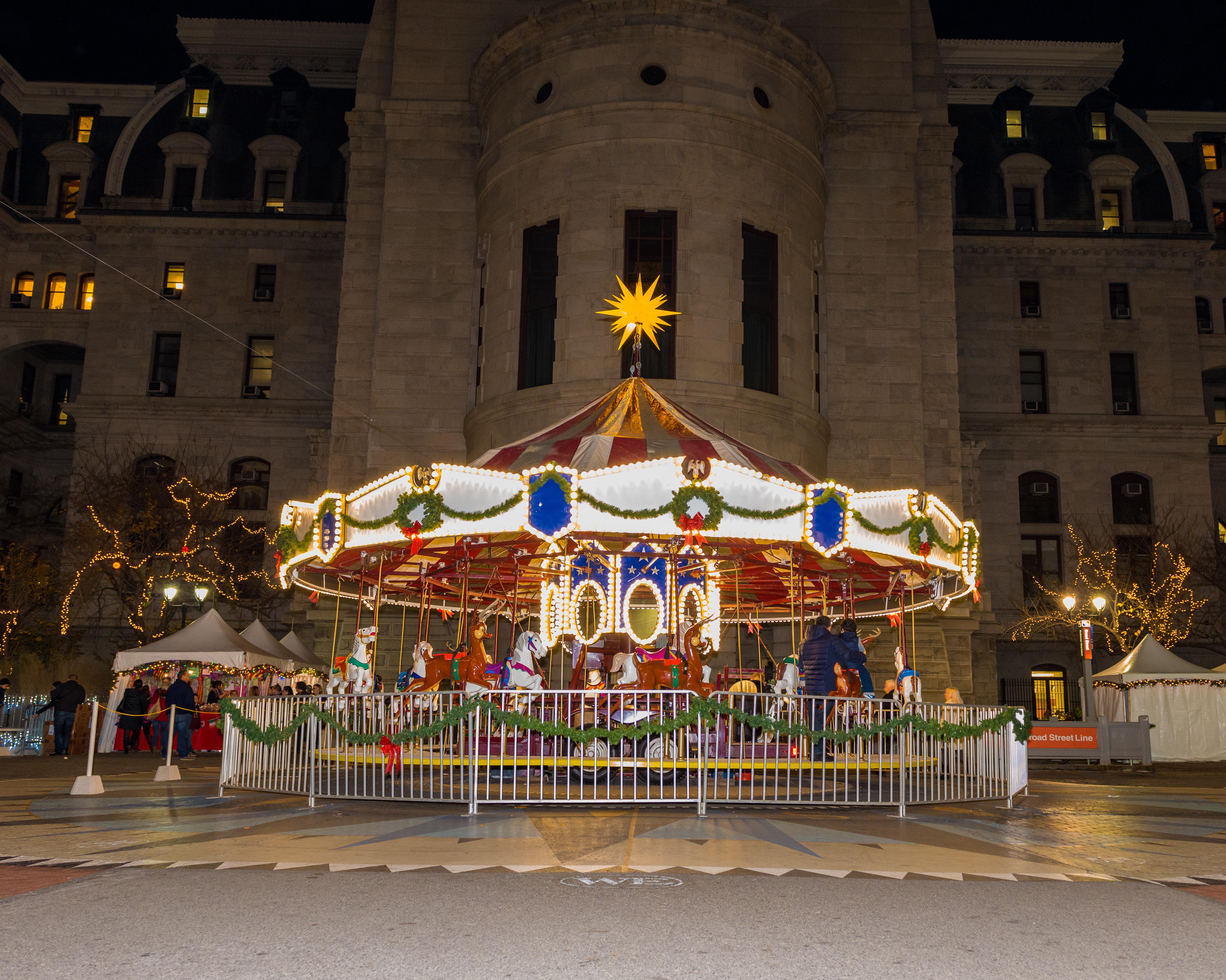 Christmas Village Philadelphia.Made In Philadelphia Holiday Market Returns To Dilworth