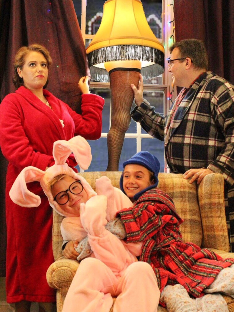 A Christmas Story.The Players Club Of Swarthmore Presents A Christmas Story