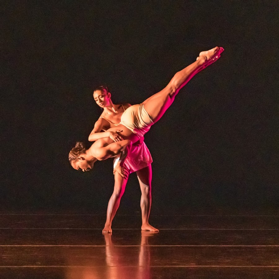 When Dawn Comes Choreographer- Christopher L. Huggins Dancers- Rosita Adamo and Joe Gonzales Photographer- Julieanne Harris