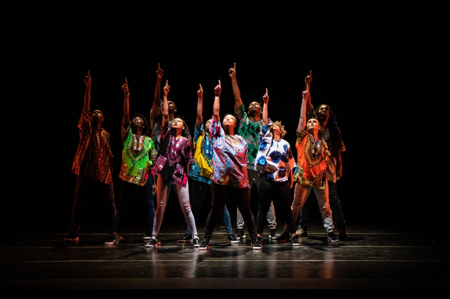 Just Sole! Street Dance Theater Company