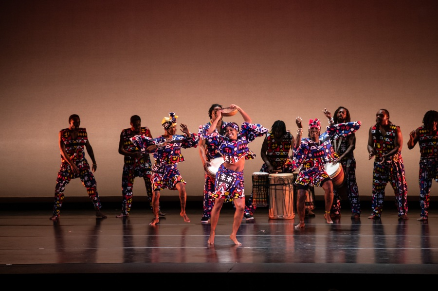 Kulu Mele African Dance and Drum Ensemble